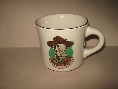Scouts Lord Baden Powell of Gilwell Mug