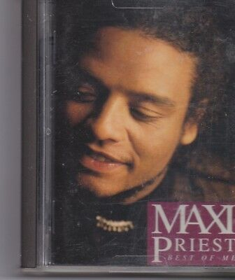 Maxi Priest-Best Of Me minidisc album