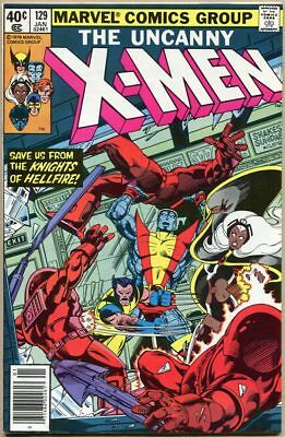 Uncanny X-Men #129 - FN- - 1st Appearance Of Kitty Pryde & The White Queen