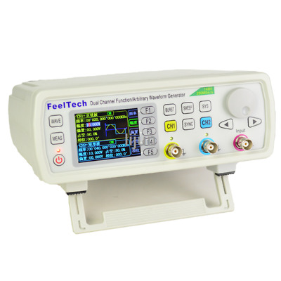 FeelTech FY6600 30-60MHz Function Arbitrary Waveform Pulse DDS Signal Generator