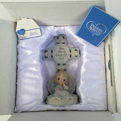 """Precious Moments """"You Are a Child of God"""" Porcelain Figurine NEW IN BOX 4004880"""
