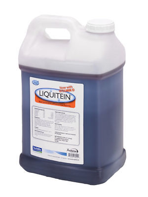 Liquitein 4.5 Gallons Nutritional Support Pigs Weaned Stressed