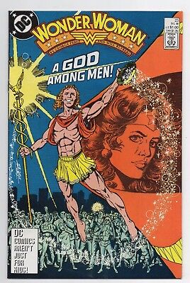 DC Comics Wonder Woman #23 Copper Age