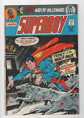 DC Comics Superboy #180 Bronze Age