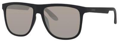 bcc866a32d01f4 CARRERA 5003 ST S SUNGLASSES DL5Z9 Matte Black 100% Authentic MEN ...
