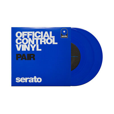 "Serato - 7"" Control Vinyl Performance Series Blue"