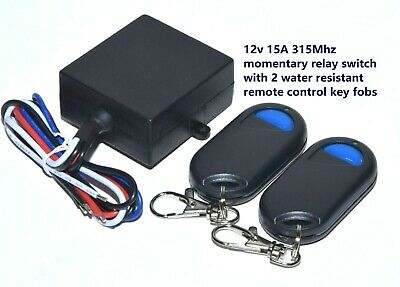MSD 6V DRY Contact 0v out Long Range on-off remote control