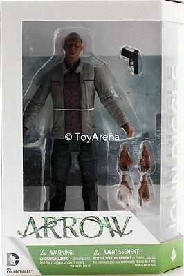 DC Collectibles CW TV Arrow John Diggle Action Figure FREE Shipping IN STOCK