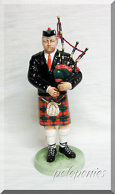 ROYAL DOULTON The Piper Figurine HN3444 - 1993 Ltd Ed - English Heritage Series