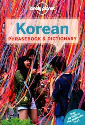 Lonely Planet Korean Phrasebook & Dictionary by Lonely Planet 9781743214466