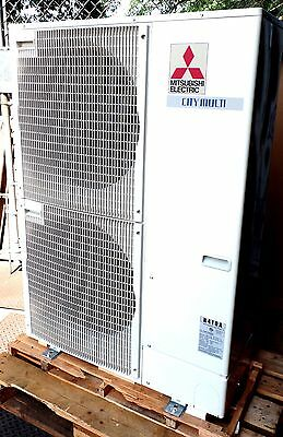 Mitsubishi CITY MULTI PUMY-P48NHMU 4 Ton 8 Zone Outdoor Heat Pump Split System