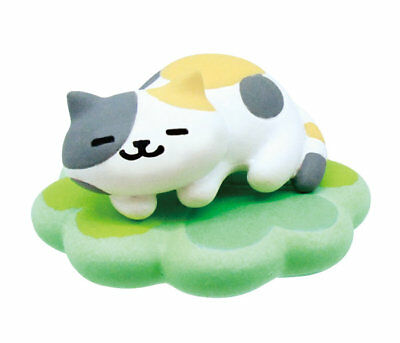 Bandai Neko Atsume Cat Desktop Nekoatsume Collection Part6 Pasty Figure