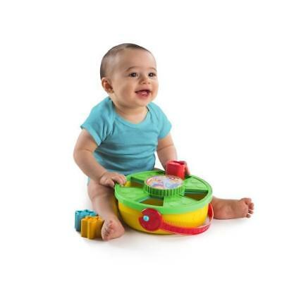 Bright Starts 4-In-1 Twist & Grow Shape Sorter - Appren