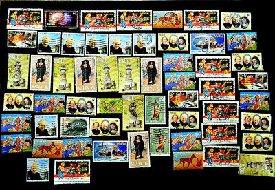 Malta  2000 2001 2006 2007 2008 collection 55 stamps lot unh lot 2