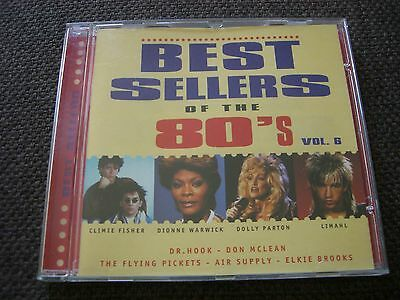 CD: BEST SELLERS OF THE 80`s