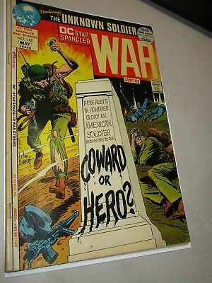 Star Spangled War Stories (1952 series) #162 in Very Good + Silver Age Comic