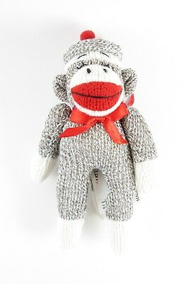 Sock Monkey Christmas Ornament Seasons of Cannon Falls/ Midwest of Cannon Falls