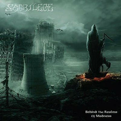 Sacrilege - Behind The Realms Of Madness (Reissue) New Cd