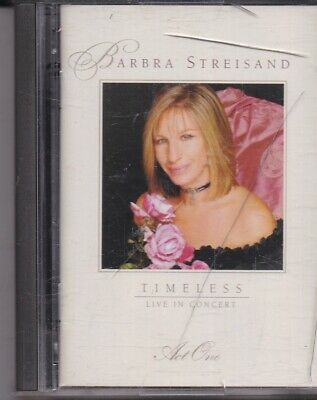Barbra Streisand-Timeless Act One minidisc album