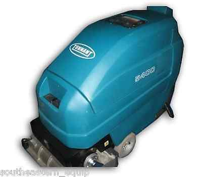"Reconditioned Tennant 5400 Cylindrical Brush 24"" Floor Scrubber"