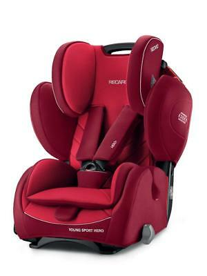 Recaro Young Sport Hero Indy Red