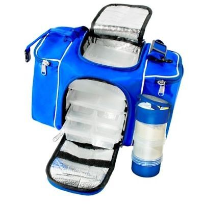 USN Fit Food Bag Meal Bag Food Management With Container