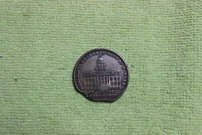 Vintage-Token-Coin-Medal-Millions For Defence-Not One Cent For Tribute