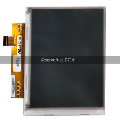 "NEW 6"" Amazon Kindle ebook Reader ED060SC4(LF) H2 LCD Display Screen Replacement"