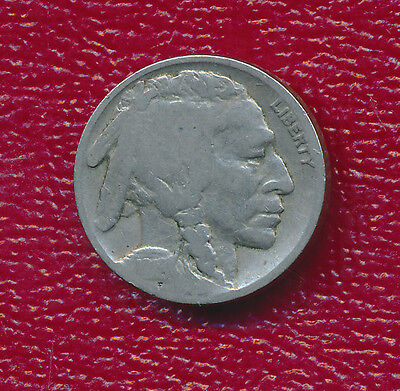 1918-S Buffalo Nickel **better Date From San Francisco Mint** Free Shipping!