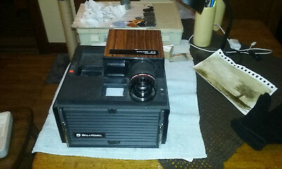 Bell and Howell Slide Cube Projector