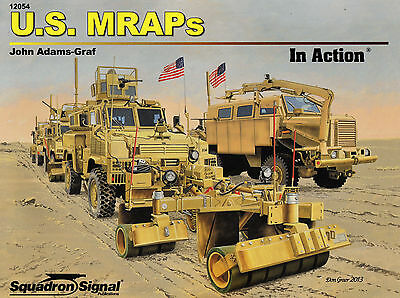 20032a/ Squadron Signal - In Action 54 - U.S. MRAPs - TOPP HEFT