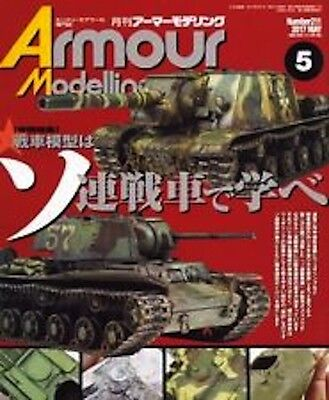 Armour Modelling May 2017 Japanisches Top-Magazin