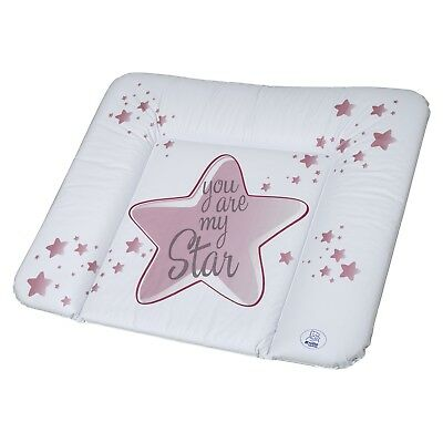 Rotho Wickelauflage 72x85 cm swedish rose You are my Star NEU