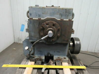 Falk 120BUC1S 90° Worm Gear Box Speed Reducer 9.15:1 Ratio Pneumatic  thru