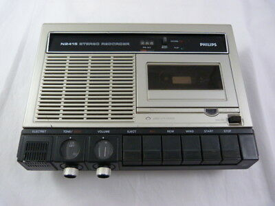 PHILIPS n2415 stereo recorder