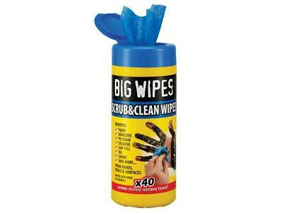 Big Wipes BGW2029 Industrial Plus+ 40 Red Top