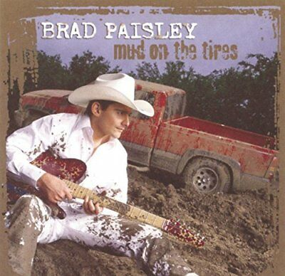 Brad Paisley - Mud On The Tires New Cd