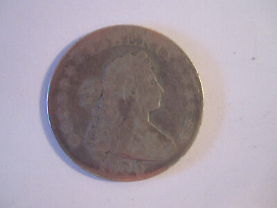 1806 capped bust quarter AS SHOWN *1671