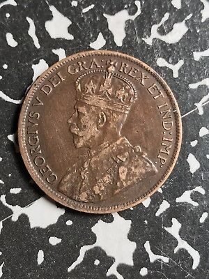 1916 Canada Large Cent Lot#X1272