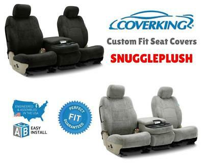 SNUGGLEPLUSH CUSTOM FIT SEAT COVERS for NISSAN LEAF
