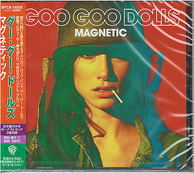 The Goo Goo Dolls-Magnetic-Japan Cd Bonus Track F45