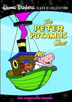 THE PETER POTAMUS SHOW COMPLETE SERIES New DVD Hanna-Barbera Classic Collection