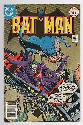 DC Comics Batman #286 Bronze Age