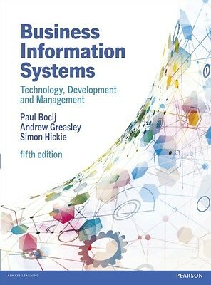 Business Information Systems: Technology, Development and Managem...