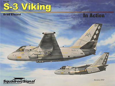 20084a/ Squadron Signal - In Action 230 - S-3 Viking - TOPP HEFT