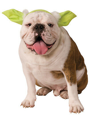 Dog,Cat Pet Star Wars Green Yoda Hat Headband Halloween Headwear