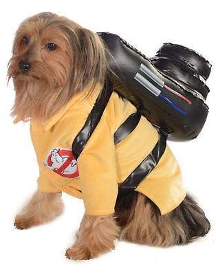 Ghostbuster Funny Jumpsuit Ghost Hunter Halloween Pet Costume