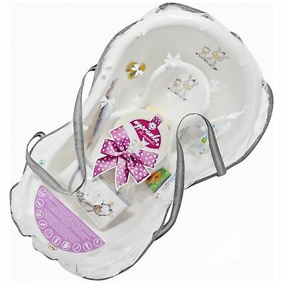 Maltex Zebra Collection Newborn Bath Gift Set - White The Official Argos Store