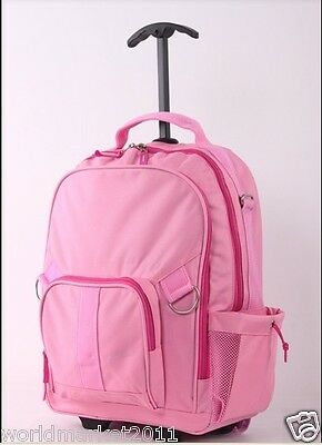 Pink Nylon L31*W15*H42CM Laptop Bags / Book Bags / Travelling Bags/Luggage Bags