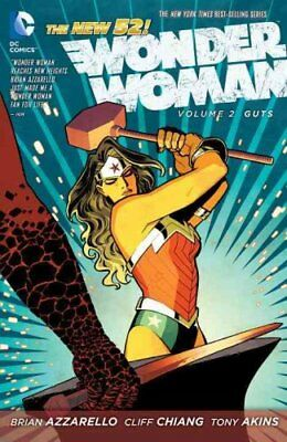 Wonder Woman Volume 2: Guts TP (The New 52) by Brian Azzarello 9781401238100
